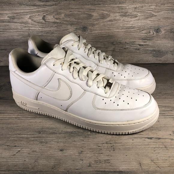 Nike Men's Air Force 1 Sz 14